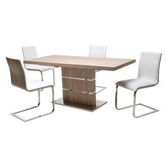 Lorange/Solimar 5-Piece Casual Dining Set