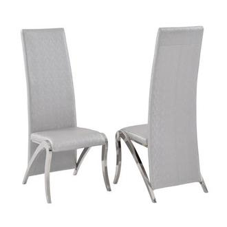 Maverick Gray Side Chair