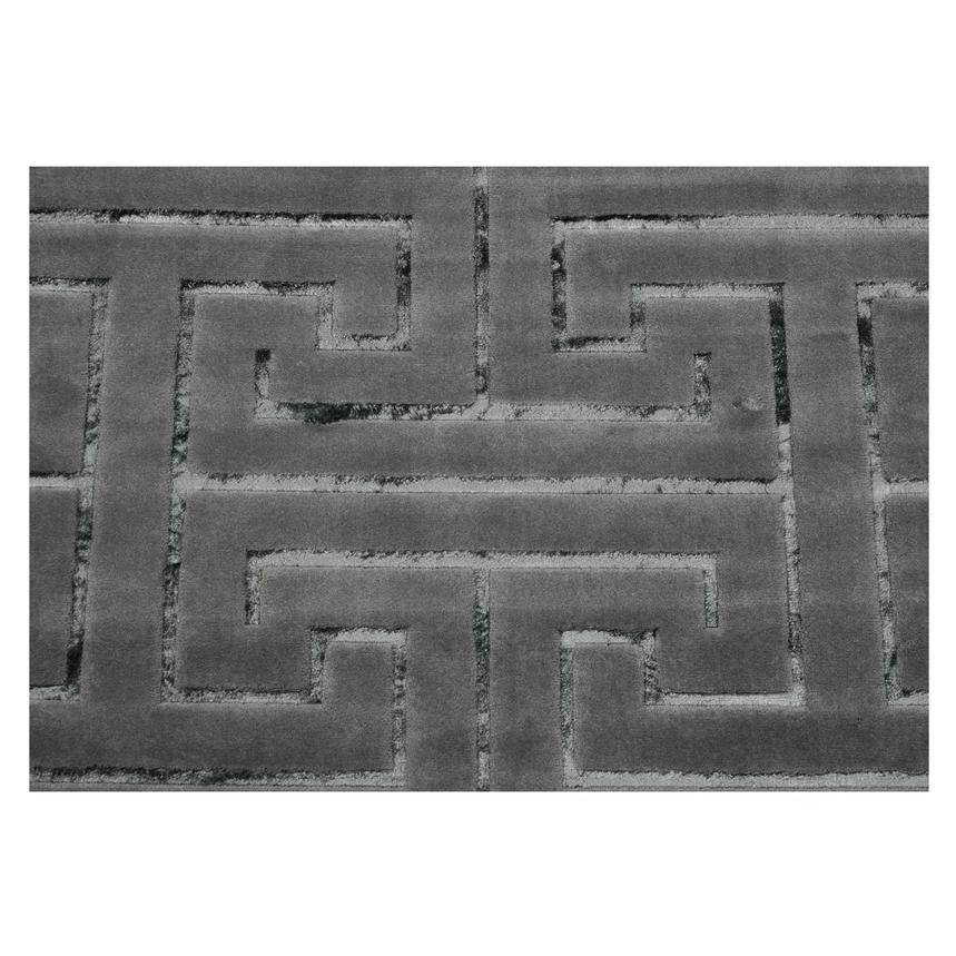 Kano Gray 5' x 8' Area Rug  alternate image, 2 of 2 images.