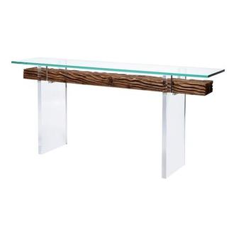 Miami Beach Natural Console Table