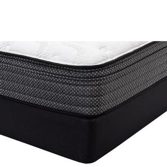 McClellan ET Twin Mattress w/Regular Foundation