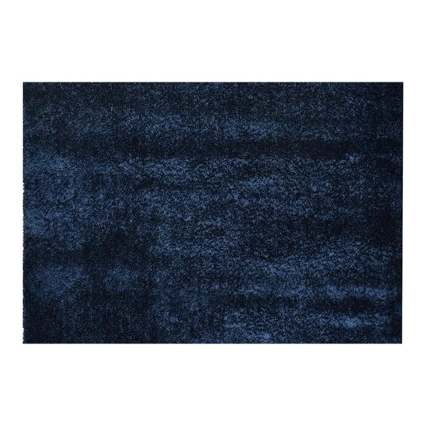 Chic Blue 5' x 8' Area Rug  alternate image, 2 of 2 images.