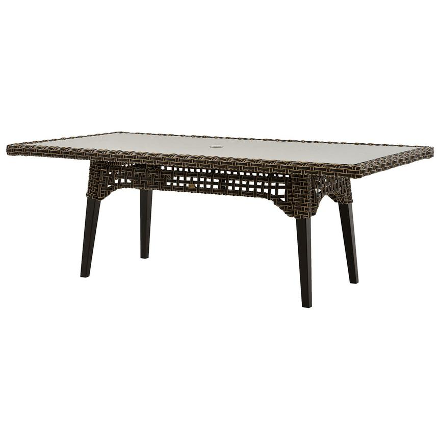 Fortuna Rectangular Dining Table  main image, 1 of 6 images.