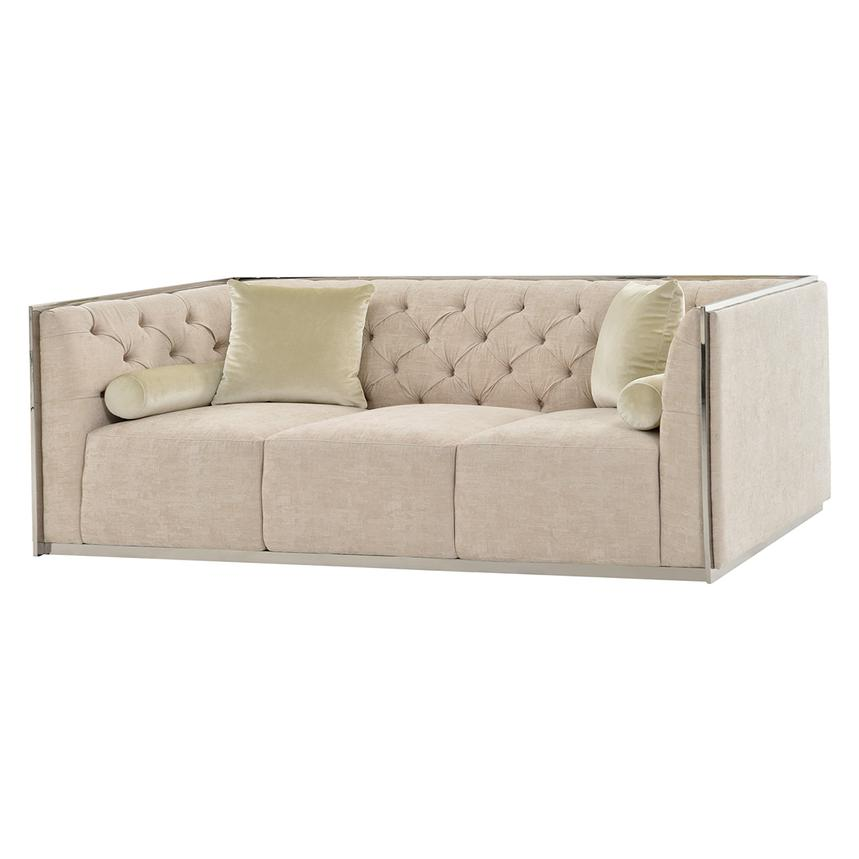 Emma Cream Sofa  main image, 1 of 6 images.