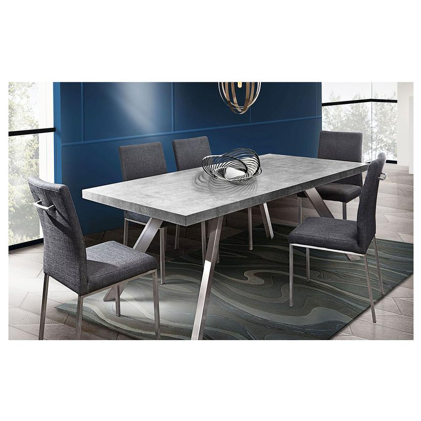 Ferrera Rectangular Dining Table  alternate image, 2 of 4 images.
