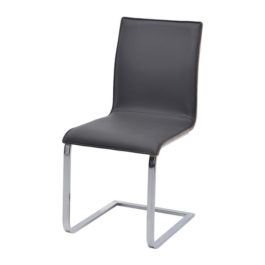 Solimar Gray Side Chair  alternate image, 2 of 5 images.