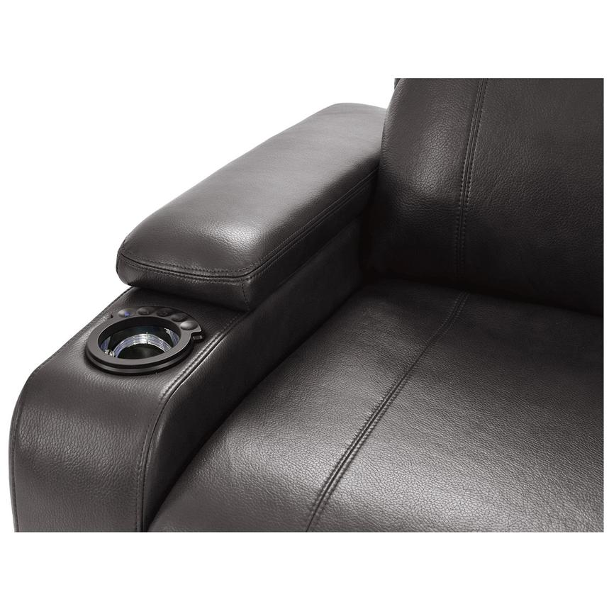 Magnetron Gray Home Theater Seating  alternate image, 7 of 10 images.