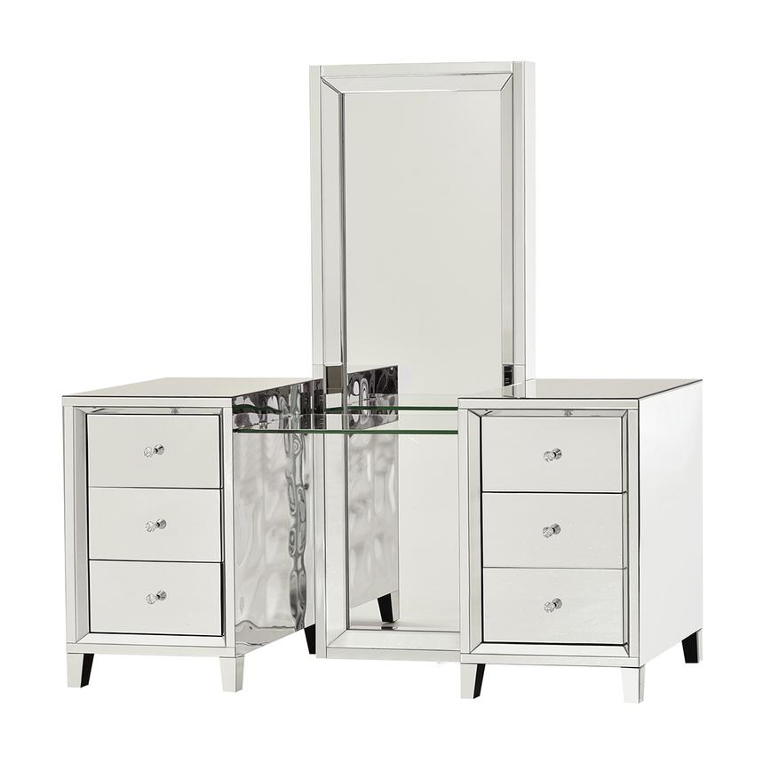 Amia Vanity El Dorado Furniture