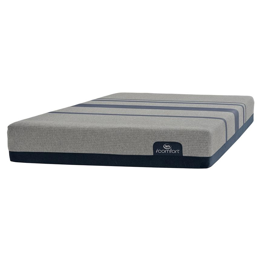 iComfort Blue Max 1000 Cushion Firm Queen Mattress by Serta  alternate image, 3 of 4 images.