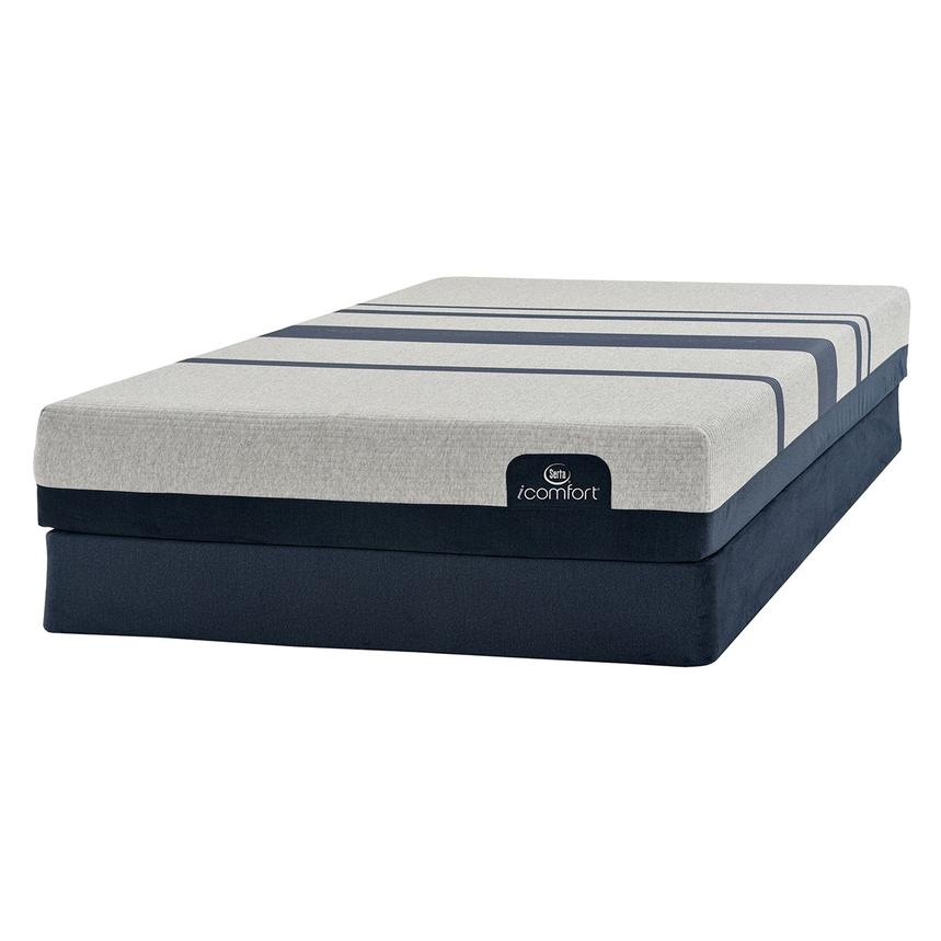 iComfort Blue 300 Twin XL Mattress w/Regular Foundation by Serta  alternate image, 3 of 4 images.