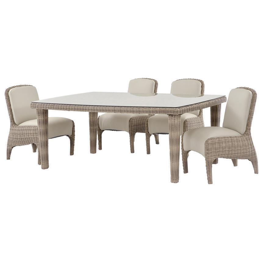 Marine 5 piece patio set el dorado furniture for El dorado patio furniture