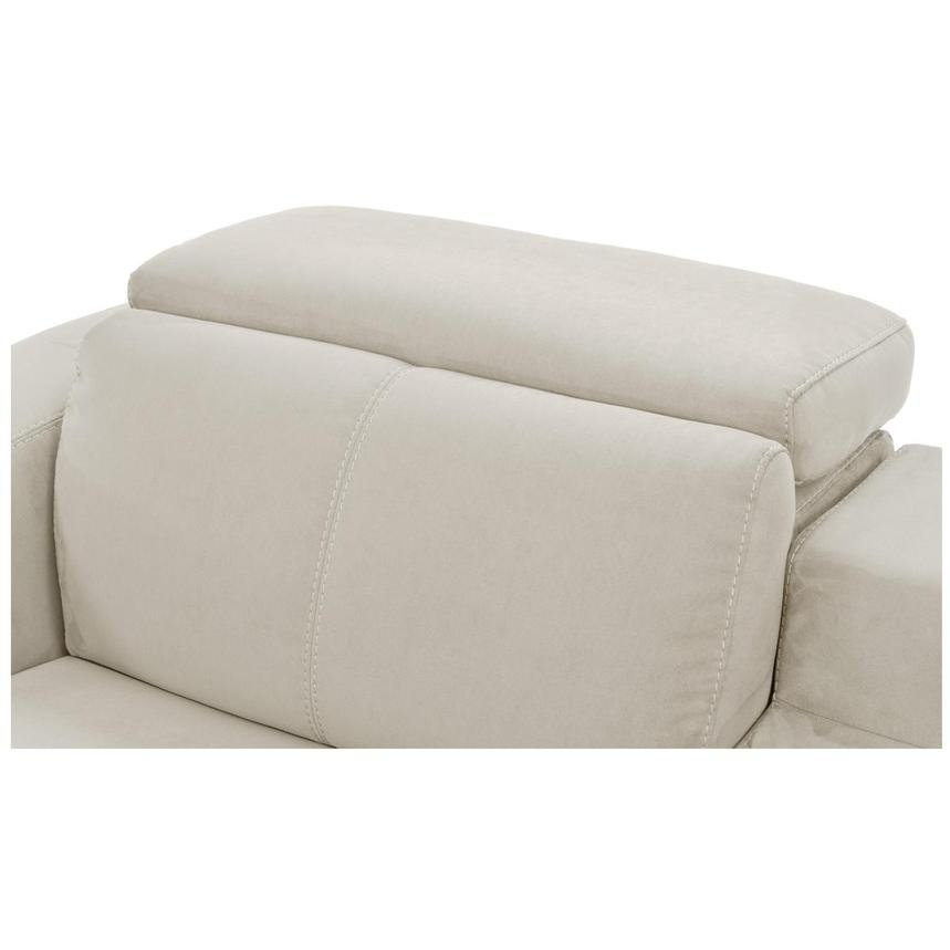 Jameson White Power Reclining Sectional  alternate image, 6 of 9 images.