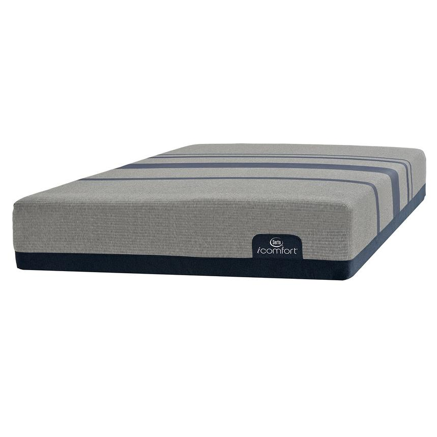 iComfort Blue Max 1000 Plush Full Mattress by Serta  alternate image, 3 of 4 images.