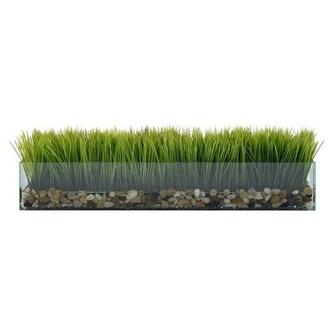 Wheatgrass Flower Arrangement