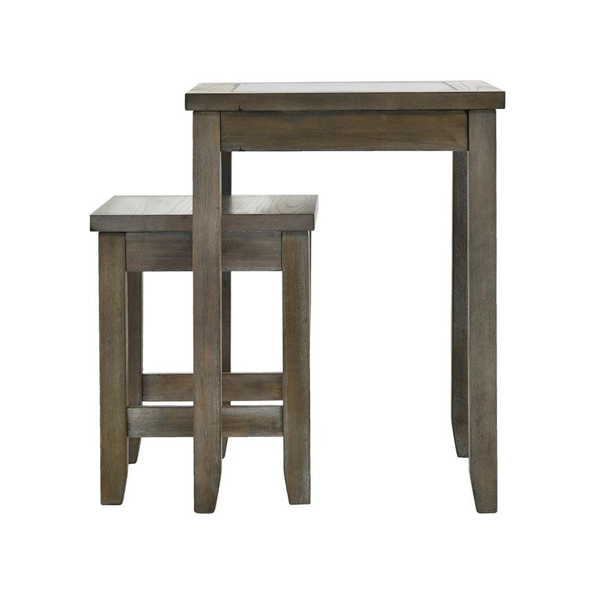 Nev Nesting Tables Set of 2  main image, 1 of 6 images.