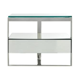 Calypso Mirror Side Table