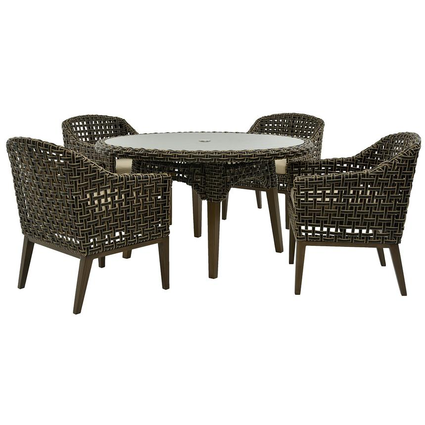 Fortuna 5-Piece Patio Set  main image, 1 of 9 images.