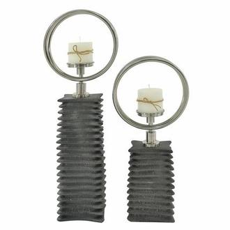 Eugenio Candle Holder Set of 2