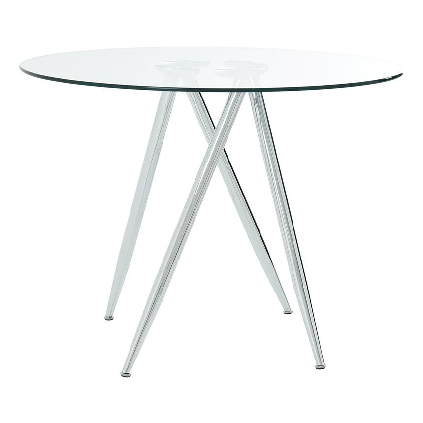 Latika Round Dining Table  main image, 1 of 3 images.