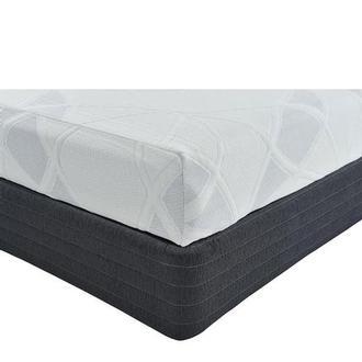 Denali Queen Memory Foam Mattress w/Low Foundation by Carlo Perazzi