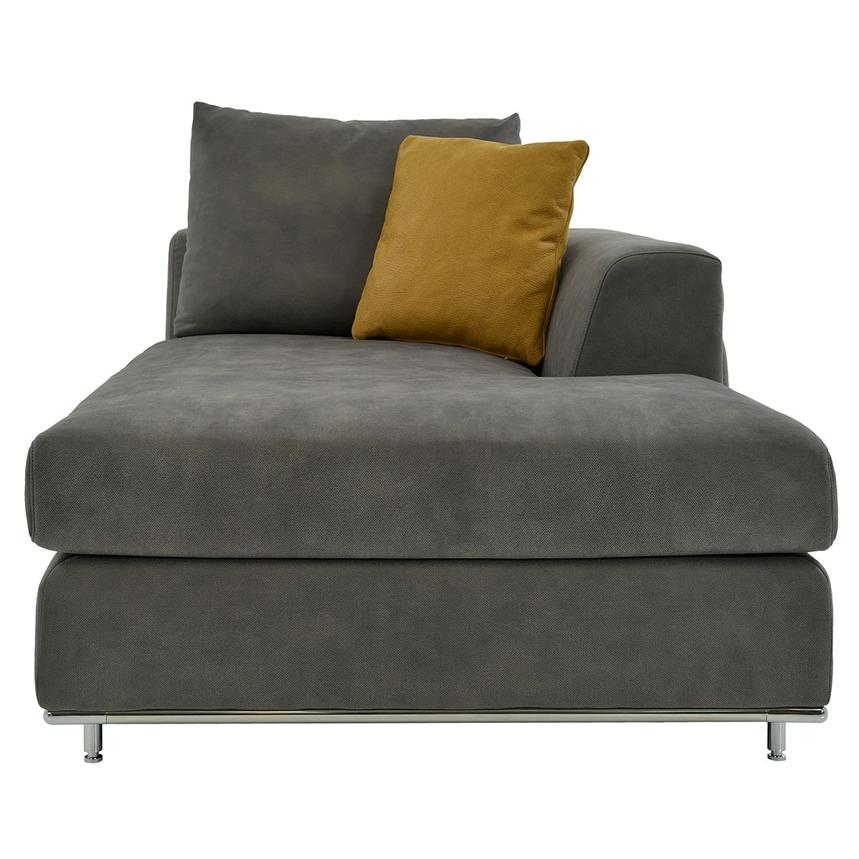 Grigio Right Chaise  main image, 1 of 5 images.