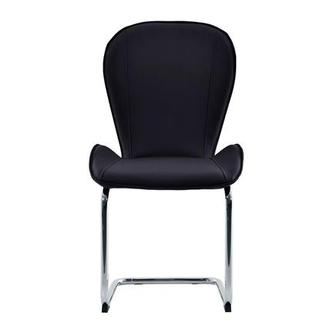 Latika Black Side Chair