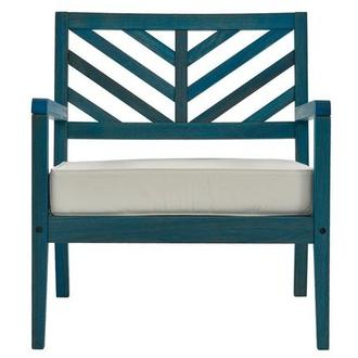 Nassau Blue Chair Made in Brazil