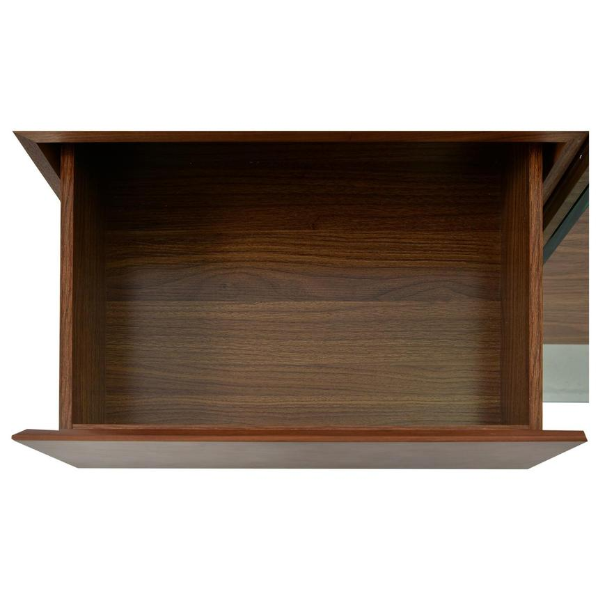 Illusion Walnut Cabinet w/Remote Control  alternate image, 6 of 11 images.