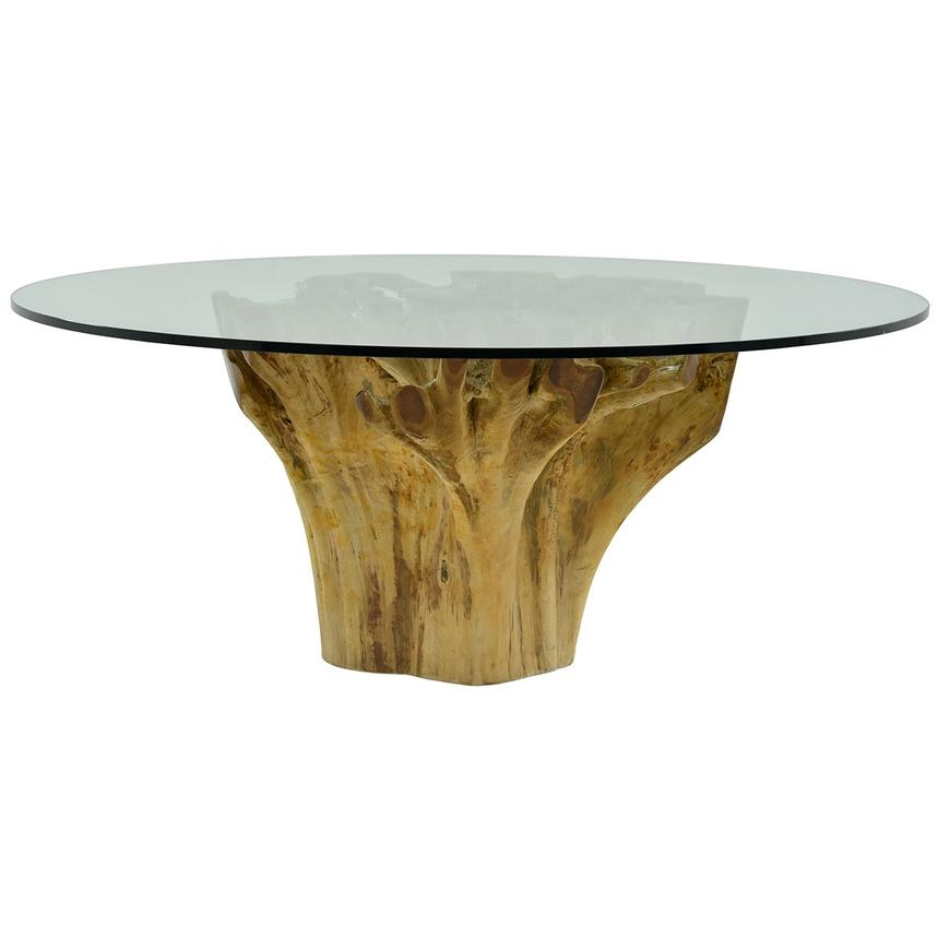 Philocaly I Round Dining Table  main image, 1 of 5 images.