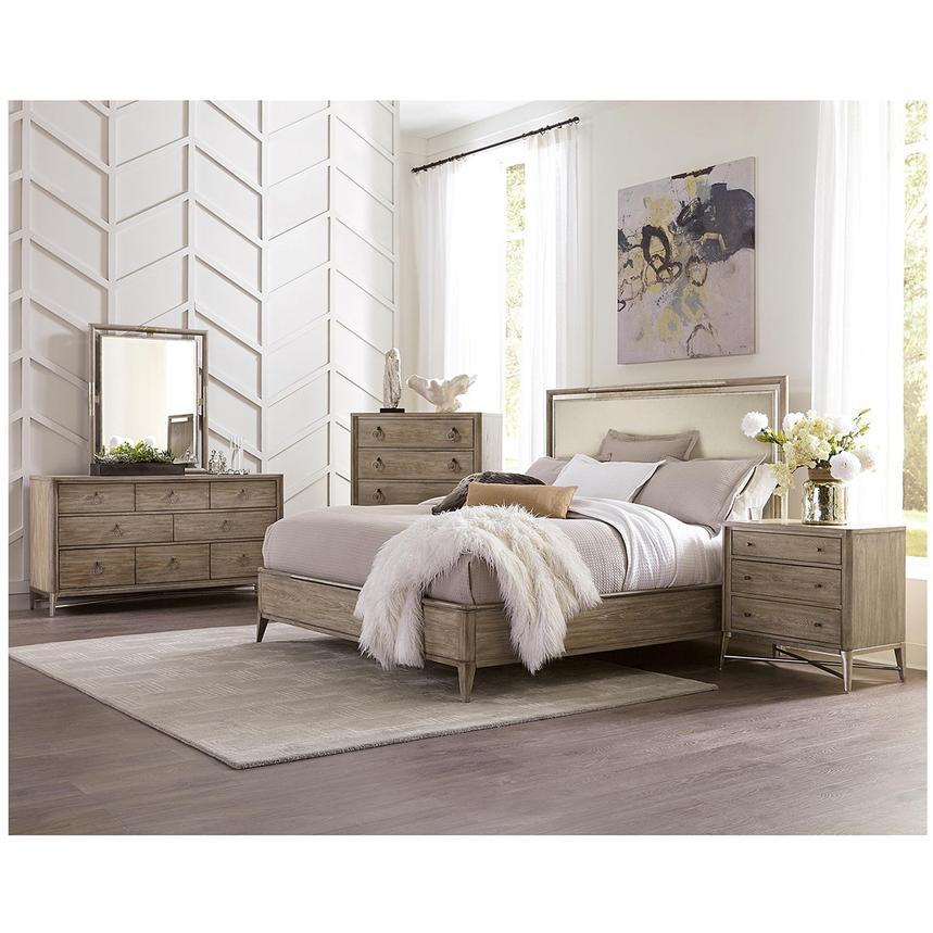 Zophie 4-Piece King Bedroom Set  alternate image, 2 of 6 images.
