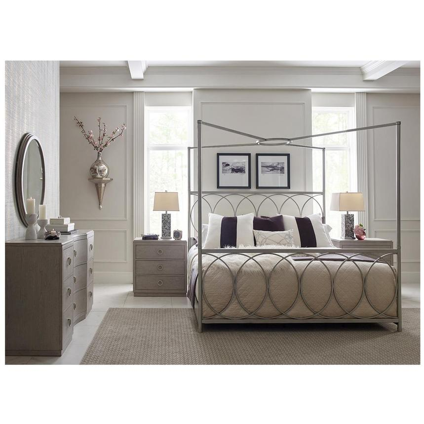 Rachael Ray's Cinema King Canopy Bed  alternate image, 2 of 10 images.