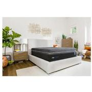 Silver Chill Queen Mattress w/Low Foundation by Sealy Posturepedic Hybrid  alternate image, 2 of 6 images.