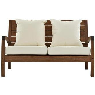 Nina Loveseat Made in Brazil
