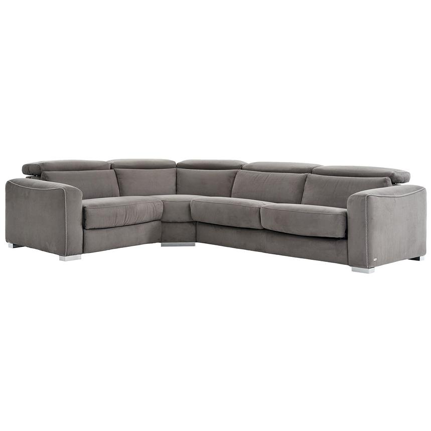 Bay Harbor Power Motion Sofa w/Right Sleeper  main image, 1 of 11 images.