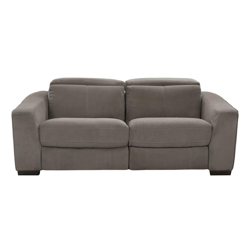 Jameson Dark Gray Loveseat El Dorado Furniture