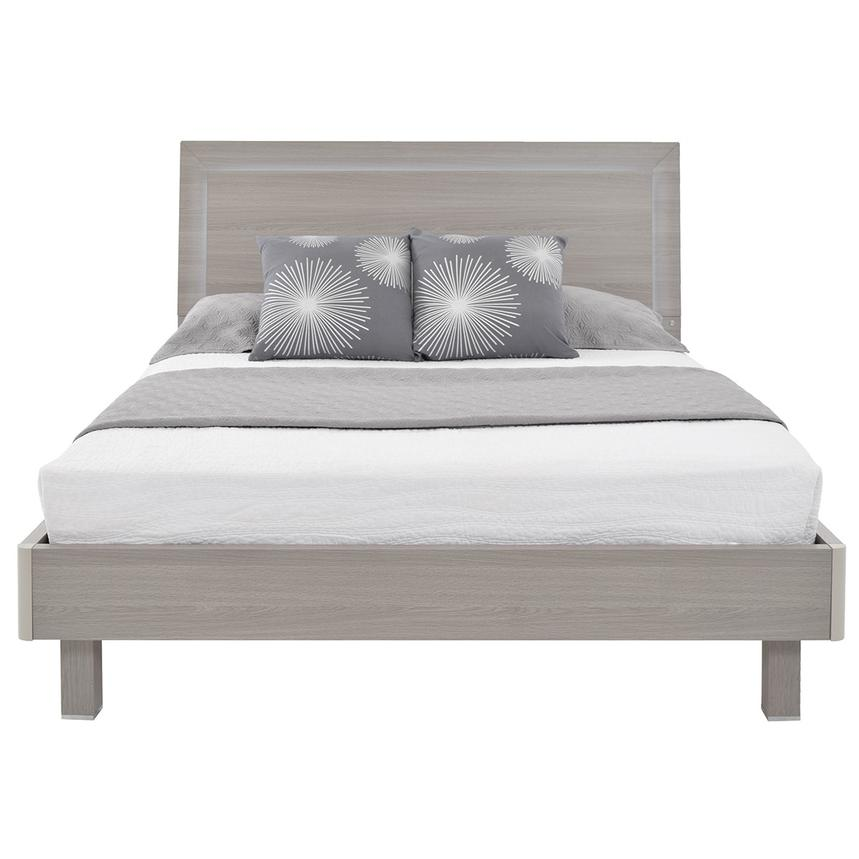 Pulse Queen Platform Bed  main image, 1 of 7 images.