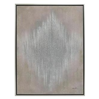 Argent Canvas Wall Art