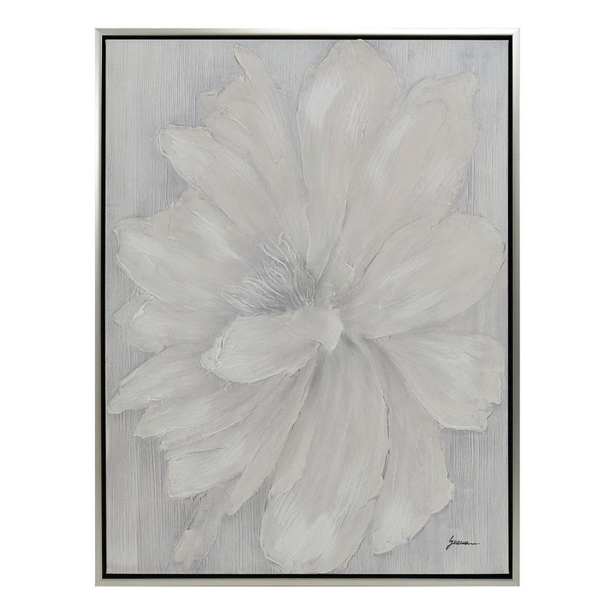 Fleur Canvas Wall Art  main image, 1 of 3 images.