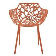 Rosie Orange Chair  main image, 1 of 6 images.