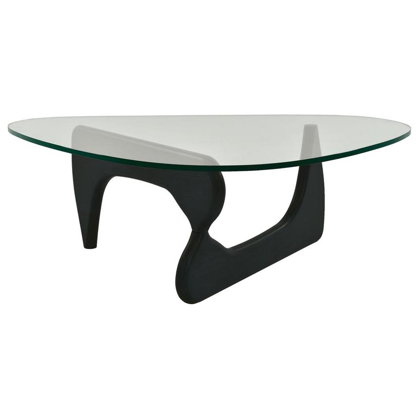 Michi Black Coffee Table  main image, 1 of 5 images.