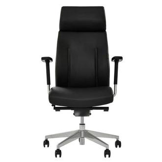 Regulo Black High Back Desk Chair