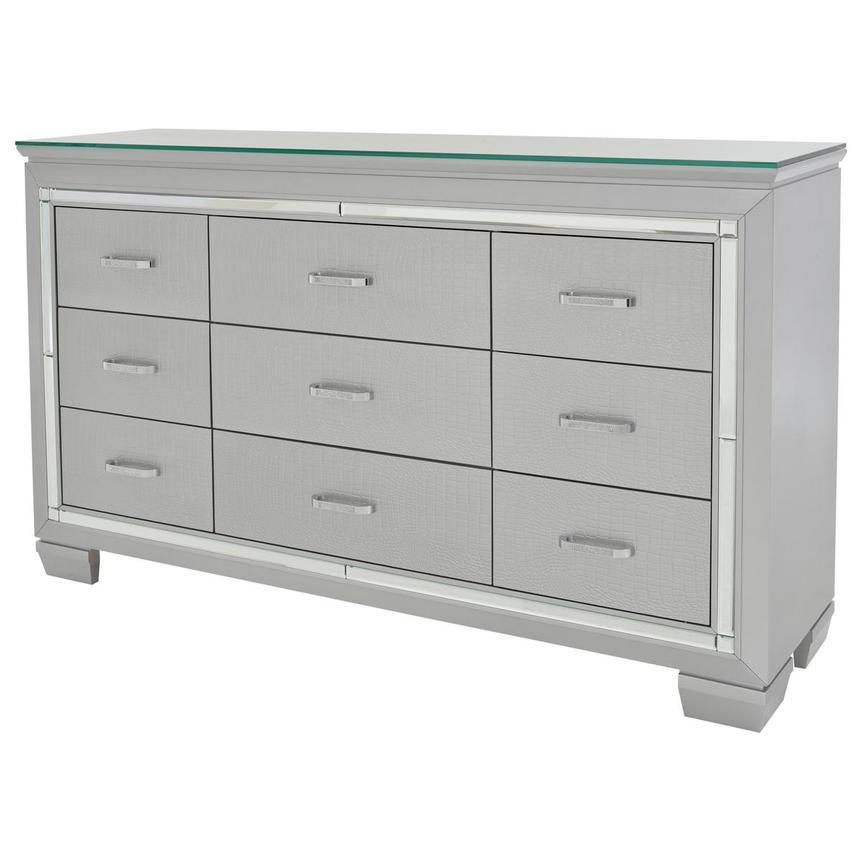64 Protective Dresser Gl Top El Dorado Furniture