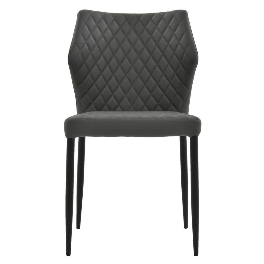 Zari Gray Side Chair  main image, 1 of 7 images.