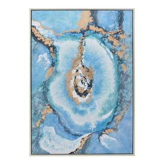 Cercle Canvas Wall Art