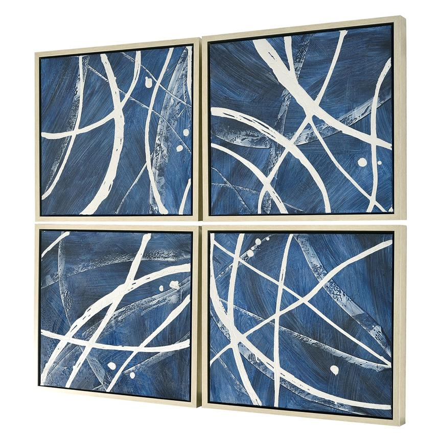 Quatre Canvas Wall Art Set of 4  alternate image, 2 of 4 images.