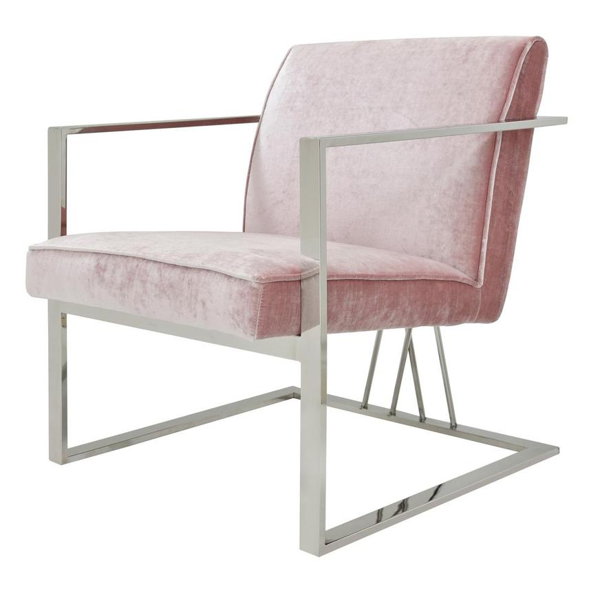 Fairmont Pink Accent Chair  alternate image, 2 of 5 images.