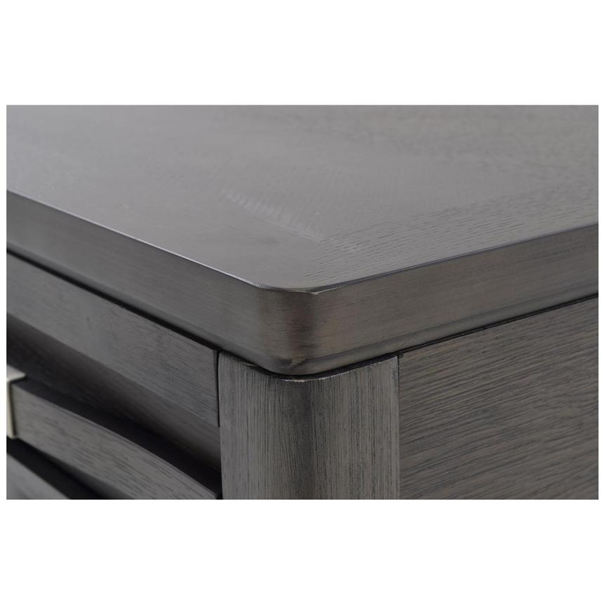Contour Gray Console Table  alternate image, 6 of 8 images.