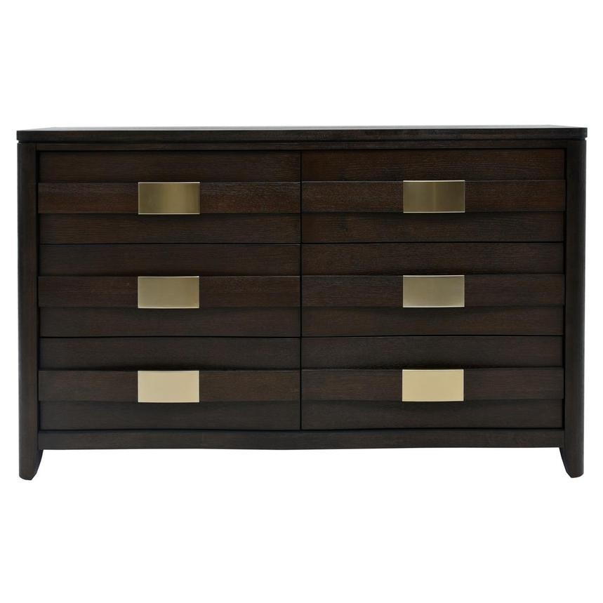 Contour Brown Dresser  main image, 1 of 6 images.