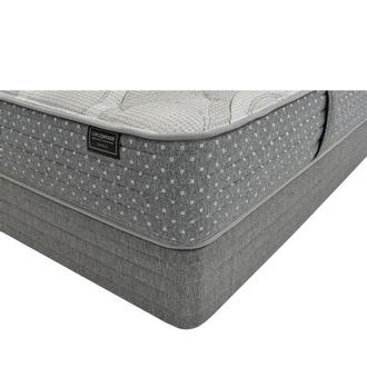 Bianca Queen Mattress w/Regular Foundation by Carlo Perazzi