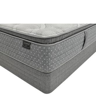 Caprice Full Mattress w/Regular Foundation by Carlo Perazzi
